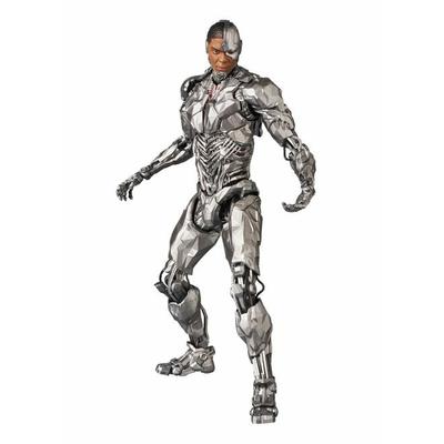 Figurine Justice League Movie MAF EX Cyborg 16cm