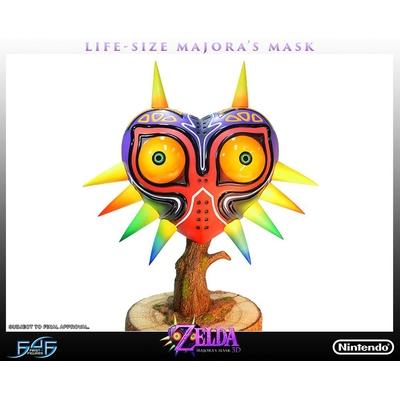 Réplique Masque Legend of Zelda Majora's Mask 3D 63cm