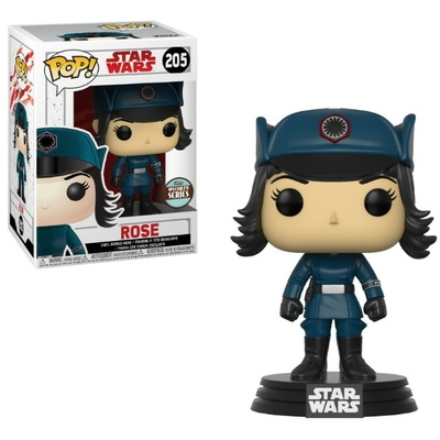 Figurine Star Wars Episode VIII Funko POP! Bobble Head Speciality Series Rose in Disguise 9cm