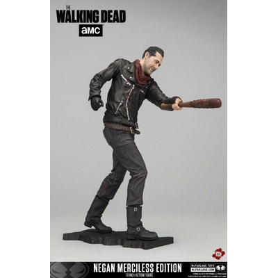 Figurine The Walking Dead Deluxe Negan Merciless Edition 25cm