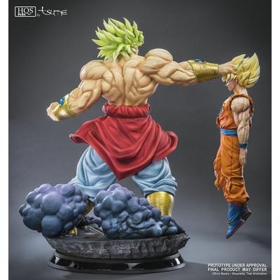 Statue Broly Le super Saiyan Légendaire HQS+ by TSUME 76cm 1001 Figurines 4