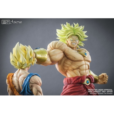 Statue Broly Legendary Super Saiyan King of Destruction ver. HQS+ by TSUME 76cm 1001 Figurines 6