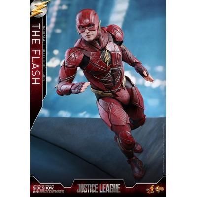 Figurine Justice League Movie Masterpiece The Flash 30cm