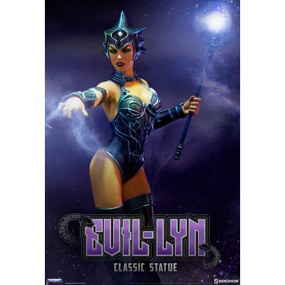 Statue Les Maîtres de l'univers Evil-Lyn Classic Sideshow Exclusive 55cm