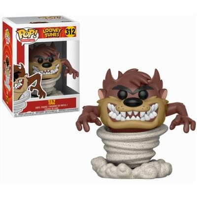 Figurine Looney Tunes Funko POP! Tornado Taz 9cm