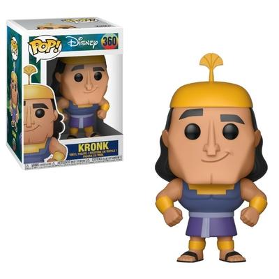 Figurine Kuzco l'empereur mégalo Funko POP! Kronk 9cm