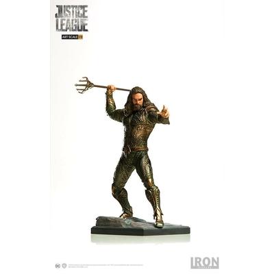 Statuette Justice League Art Scale Aquaman 22cm