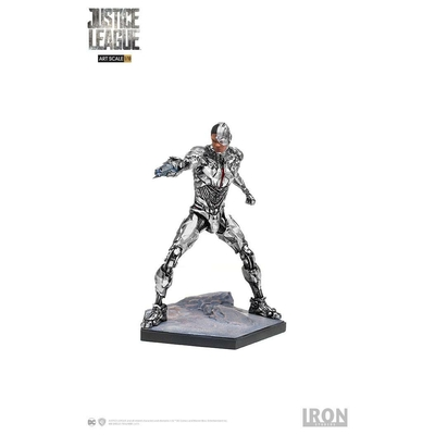 Statuette Justice League Art Scale Cyborg 19cm