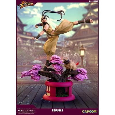 Statue Street Fighter Ibuki Retail Version 66cm