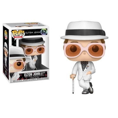 Figurine Elton John Funko POP! Rocks Elton John Greatest Hits 9cm