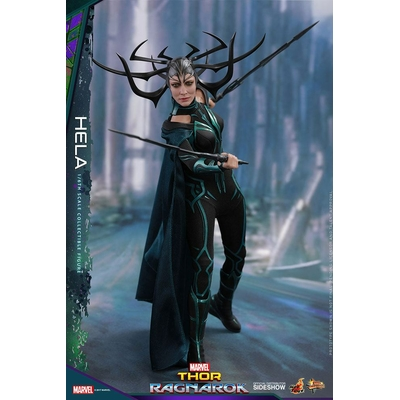 Figurine Thor Ragnarok Movie Masterpiece Hela 31cm