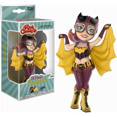 Figurine DC Comics Bombshells Funko Rock Candy Batgirl 13cm