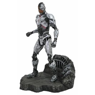 Statuette Justice League Movie DC Gallery Cyborg 23cm