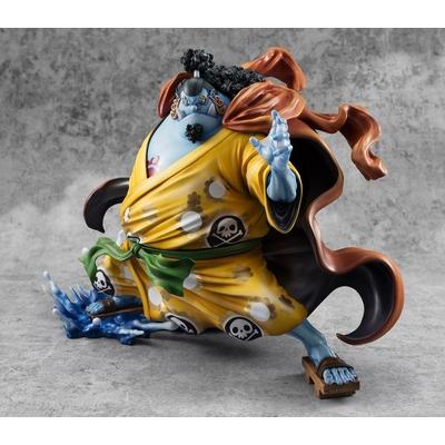 Statuette One Piece Excellent Model P.O.P. Limited Edition SA-Maximum Jinbe 24cm