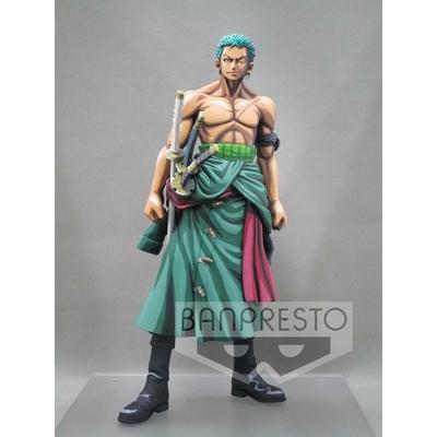 Figurine One Piece Master Stars Piece Roronoa Zoro Manga Dimensions 26cm