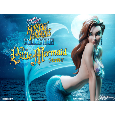 Statue Fairytale Fantasies Collection The Little Mermaid 24cm