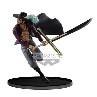Figurine One Piece BWFC Vol. 3 Dracule Mihawk by Stephan Anderson 17cm