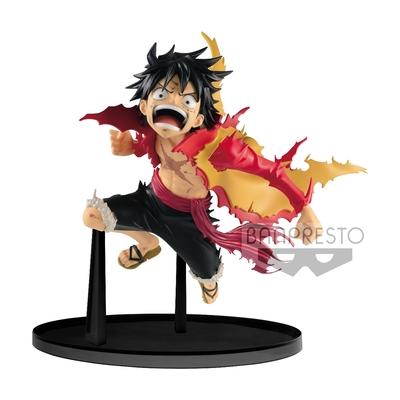 Figurine One Piece BWFC Vol. 4 Monkey D. Luffy by Kengo 12cm