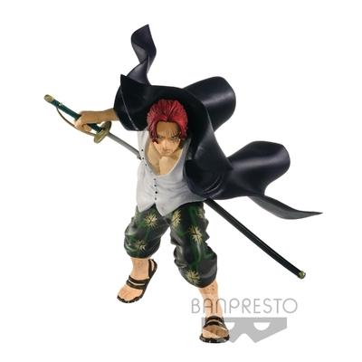 Figurine One Piece Swordsmen Vol. 2 Shanks 12cm