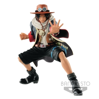 Figurine One Piece King Of Artist Portgas D. Ace 20cm