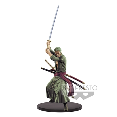 Figurine One Piece Swordsmen Vol. 1 Roronoa Zoro 15cm