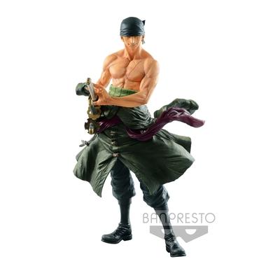 Figurine One Piece Big Size Roronoa Zoro 30cm