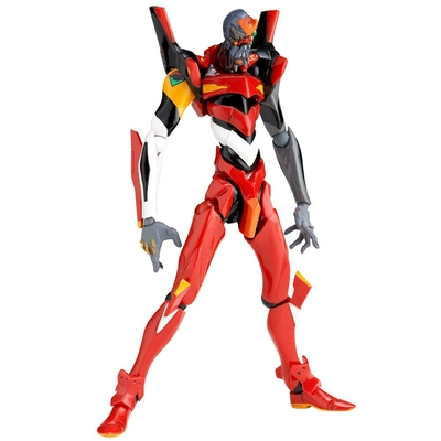 Figurine Evangelion Evolution Revoltech EV-011 Evangelion Kai 02 Beta 14cm