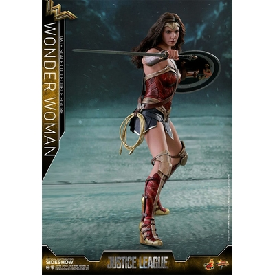 Figurine Justice League Movie Masterpiece Wonder Woman 29cm