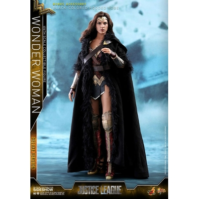Figurine Justice League Movie Masterpiece Wonder Woman Deluxe Version 29cm