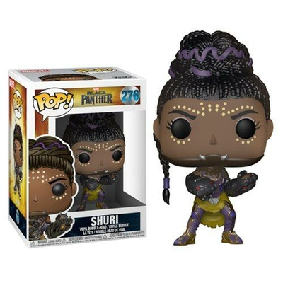 Figurine Black Panther Movie Funko POP! Shuri 9cm