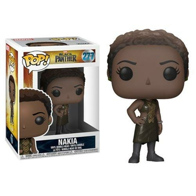 Figurine Black Panther Movie Funko POP! Nakia 9cm