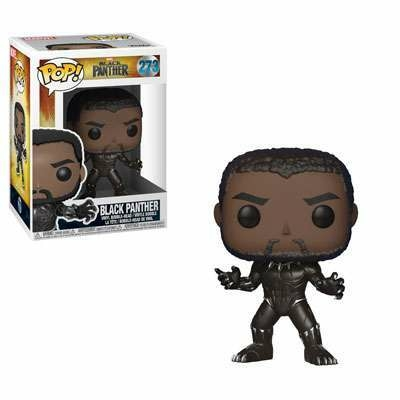 Figurine Black Panther Movie Funko POP! Black Panther 9cm