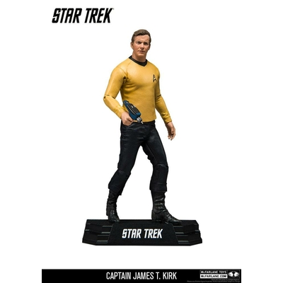 Figurine Star Trek TOS Captain James T. Kirk 18cm