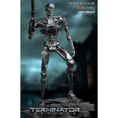 Statuette Terminator Genisys T-800 Endoskeleton 29cm