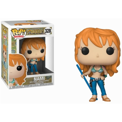 Figurine One Piece Funko POP! Nami 9cm