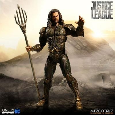 Figurine Justice League Aquaman 15cm