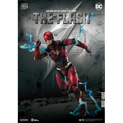 Figurine Justice League Dynamic 8ction Heroes The Flash 20cm