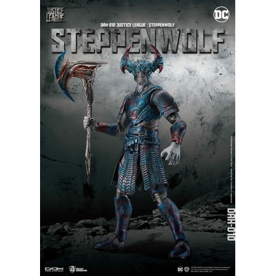 Figurine Justice League Dynamic 8ction Heroes Steppenwolf 22cm