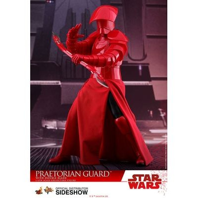 Figurine Star Wars Episode VIII Movie Masterpiece Praetorian Guard with Double Blade 30cm