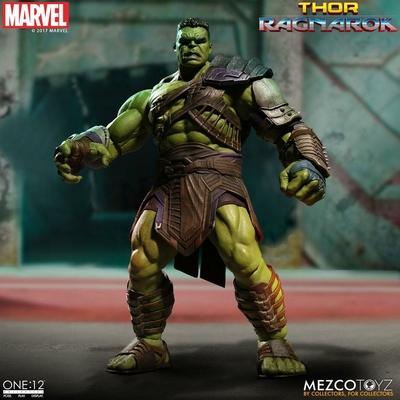 Figurine Thor Ragnarok Hulk 20cm