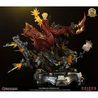 Statue Trigun Elite Exclusive Vash 20th Anniversary Edition 65cm