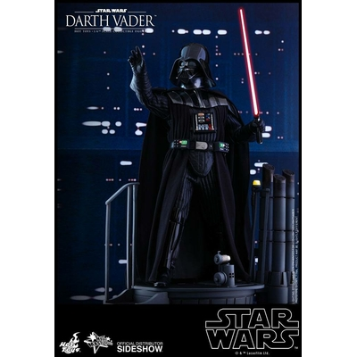 Figurine Star Wars Episode V Movie Masterpiece Darth Vader 35cm