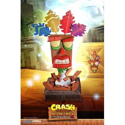 Réplique Crash Bandicoot Aku Aku Mask 65cm