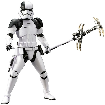 Statuette Star Wars Episode VIII ARTFX+ First Order Stormtrooper Executioner 27cm