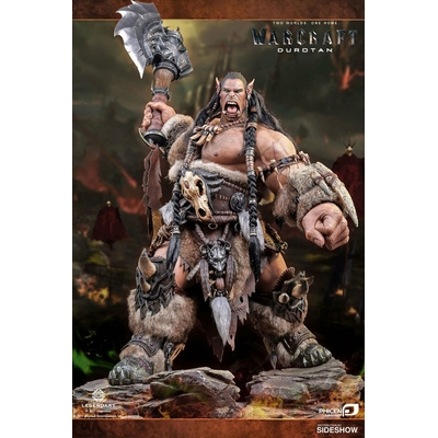 Statue Warcraft Big Budget Premium Durotan Version 2 - 104cm