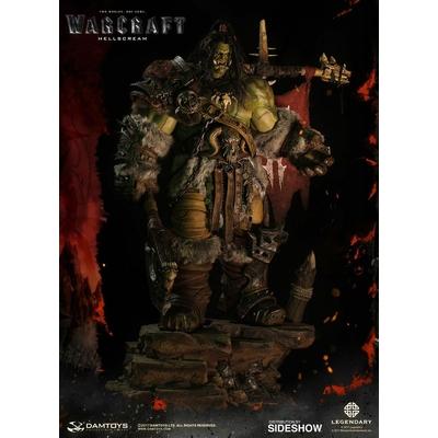 Statue Warcraft Epic Series Premium Grom Hellscream 76cm