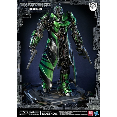 Statue Transformers The Last Knight Crosshairs 52cm