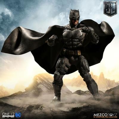 Figurine Justice League Tactical Suit Batman 16cm