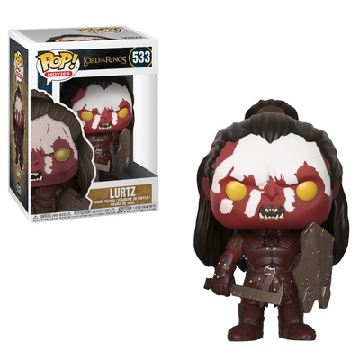Figurine Lord of The Rings Funko POP ! Lurtz 9cm