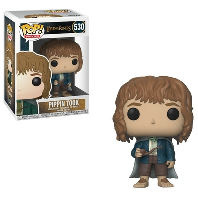 Figurine Lord of The Rings Funko POP ! Pippin Took 9cm